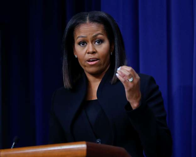 Michelle Obama: Presidential Election Was 'Challenging' to Watch