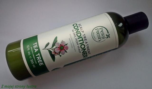 odżywka do włosów drzewo herbaciane