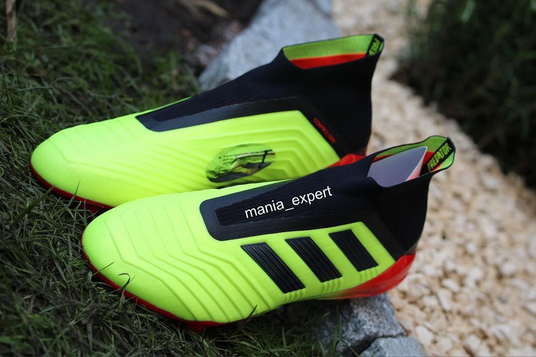 various colors 69e53 916af Energy Mode Adidas Predator 18+ - Features
