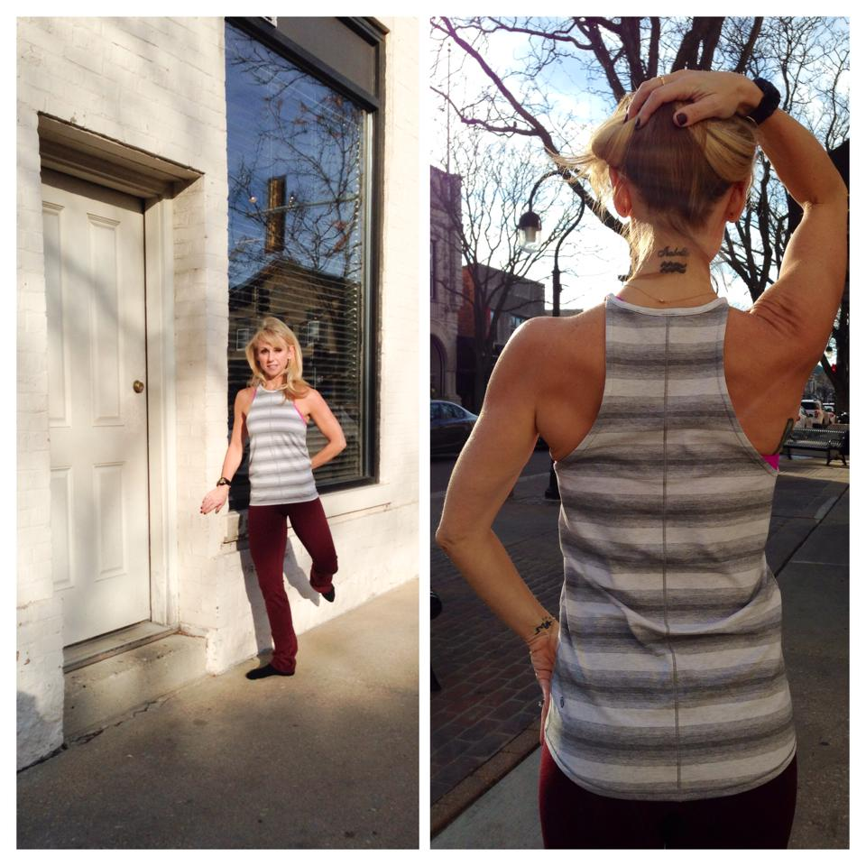 lululemon find your zen tank