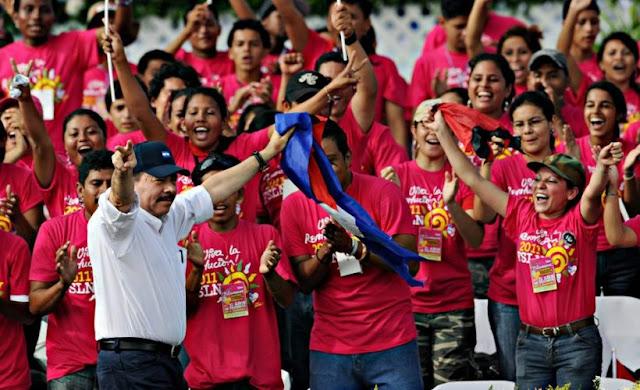 Sandinistas ganan en 135 de 153 municipios con 98,76 % escrutado