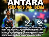 ANTARA PERANCIS DAN ISLAM