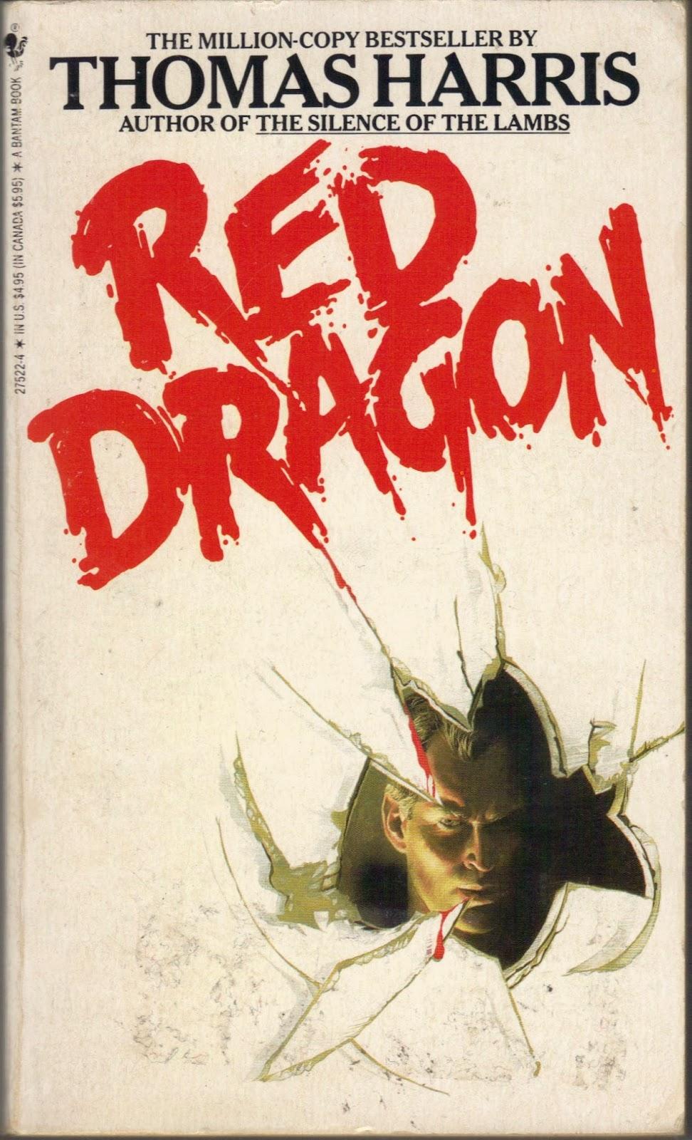 Red Dragon by Thomas Harris (2005, CD, Abridged, Movie Tie