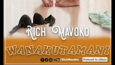 Rich Mavoko - Wanakutamani Audio