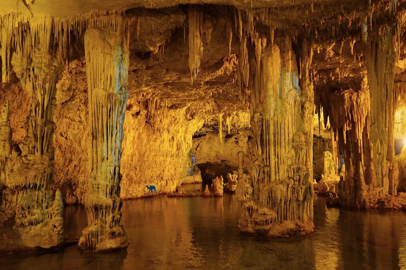 Le Chameau Bleu - Blog Voyage Sardaigne - Grotto di nettuno - Grotte de Neptune en Sardaigne Alghero