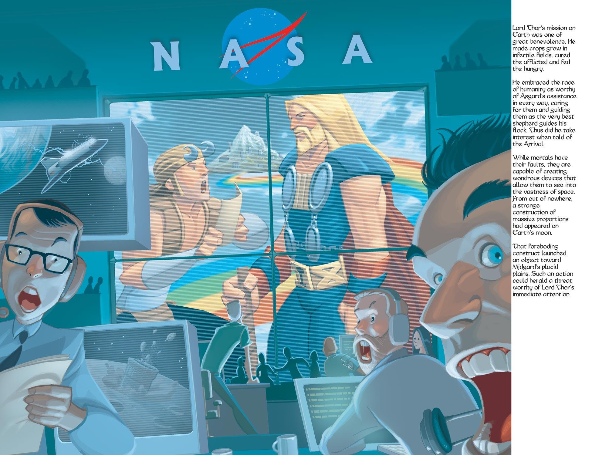 Thor (1998) Issue #57 #58 - English 4