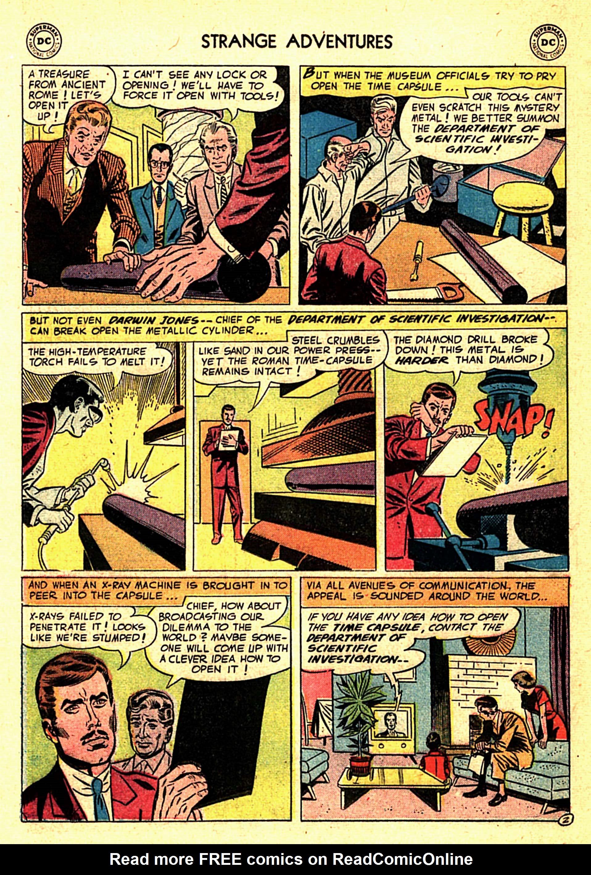 Strange Adventures (1950) issue 66 - Page 20