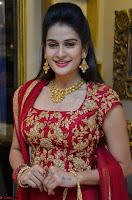 Jenny Honey in Stunning Dark Red Anarkali Dress at Splurge   Divalicious curtain raiser ~ Exclusive Celebrities Galleries 061.JPG