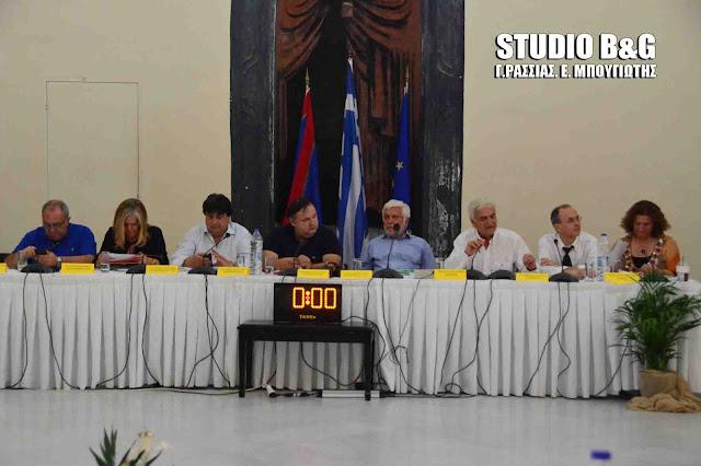 Συνεδριάζει στο Γύθειο το Περιφερειακό Συμβούλιο Πελοποννήσου