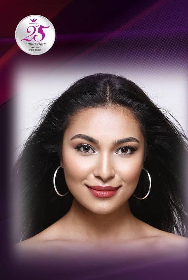 Anushka Shrestha crowned 24th Miss Nepal World 2019