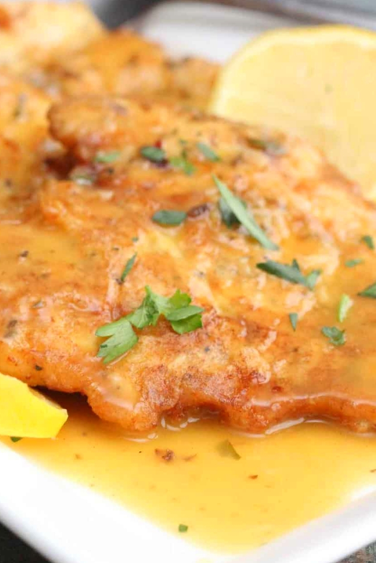 Amazing Chicken Francese Recipes