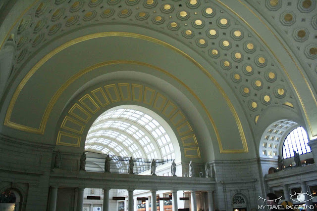 My Travel Background : 12 lieux à visiter à Washington D.C. - Union Station