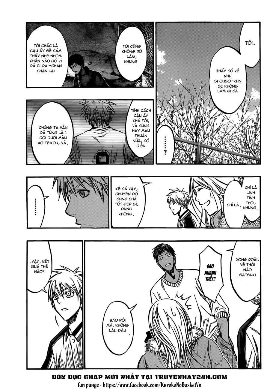Kuroko No Basket chap 174 trang 13