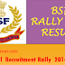 BSF RAJOURI RALLY 2016  RESULTS