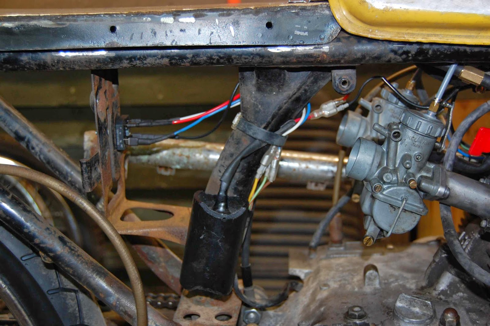 medium resolution of honda ca95 wiring wiring diagram technic honda ca95 wiring