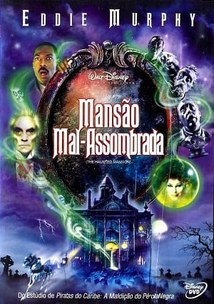 Mansão Mal-Assombrada Torrent