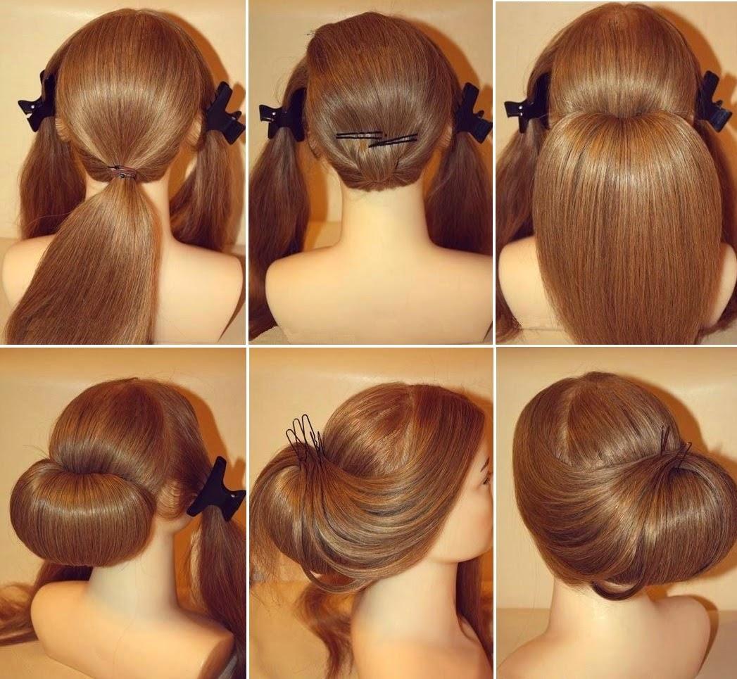 Stupendous Bridal Hairstyle Tutorials 2015 Creative Ideas Amp Tutorials Short Hairstyles For Black Women Fulllsitofus