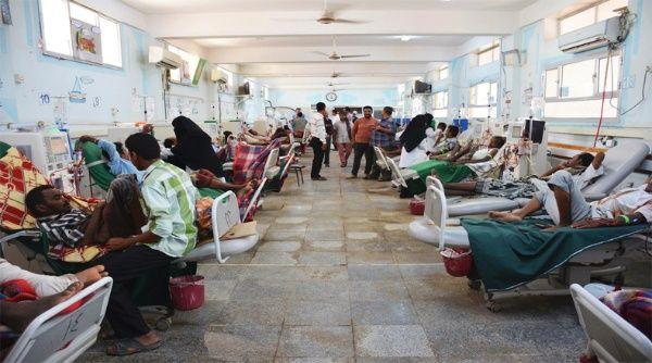 OMS negocia jornada de vacunación contra el cólera en Yemen