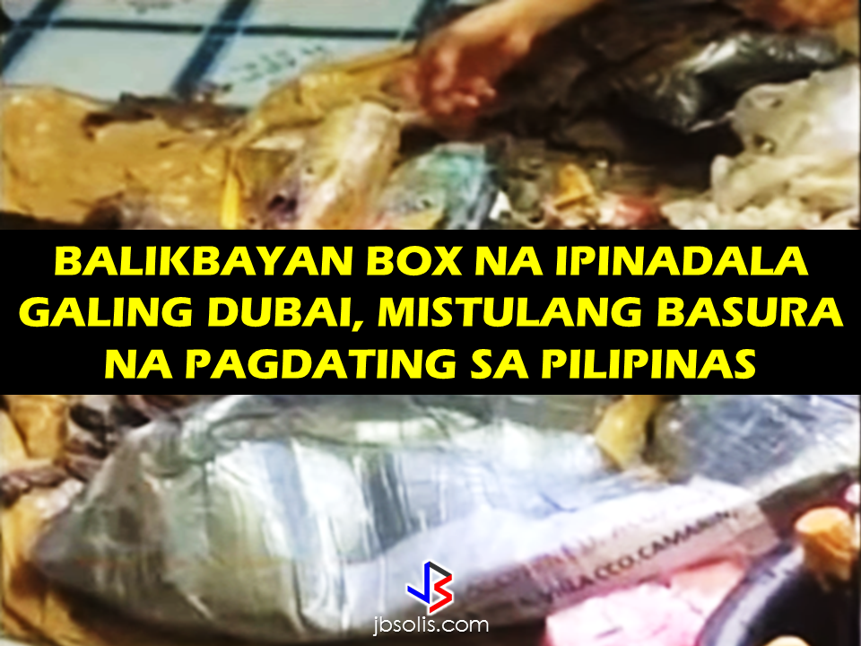 "How would you feel if the 'balikbayan box"" that took you months of saving and carefully packed for the enjoyment of your family back home will not be properly taken care of? To an OFW in Dubai, Ferdinand Acupan, it is awfully disappointing that the balikbayan box he sent to his family via his trusted cargo company ""looked like garbage "" when they opened it in the Philippines.  The only reason he could think of is that the cargo forwarder did not observe proper handling of his ""balikbayan box"".  The cargo arrived just a few days after the OFW did. he saw the condition of the ""balikbayan box"" he carefully packed. Now very few items are still usable, the rest, especially shampoos and liquid dtergents are merely garbage to throw away. The sad part is that, the cargo company said that the box was already at that condition when they received it.   Acupan's girlfriend, who is also from Dubai, shared the same fate. When her cargo arrived, it was also damaged. They both entrusted their cargos to the Dubai-based Makati Express Cargo.  GMA News went to thecargo company counterpart in the  Philippines and according to its representatives, the OFW's cargo was all wet when it was unloaded in their warehouse. ""Advertisements"" The cargo company said that they always insisted to OFWs to refrain from sending liquid items and lotions with their packages due to the high risk that the contents might break off or leak during transit as heavier cargo might crush the containers and burst. Acupan said that it was not the first time that they sent liquid items to the Philippines.   The forwarding said that to make sure that your liquid detergents, shampoo, lotions and the likes would  surely be protected, they should place it inside a heavier container like plastic containers. Simply wrapping the covers around with tapes is not a guarantee that it will not spill out.  Acupan said that it should be the duty of the forwarding company to handle the balikbayan boxes properly.  The OFW is considering to file complaints against the cargo forwarder. Source: GMA News ""Sponsored Links"" Read More:  A female Overseas Filipino Worker (OFW) working in Saudi Arabia was killed by an unknown gunman in Cabatuan, Isabela on Sunday. The OFW is in the country to enjoy her vacation and to celebrate her bithday with her loved ones. The victim's mother, Betty Ordonez, said that Jenny Constantino, 29, arrived in the country from Saudi Arabia for a vacation.         China's plans to hire Filipino household workers to their five major cities including Beijing and Shanghai, was reported at a local newspaper Philippine Star. it could be a big break for the household workers who are trying their luck in finding greener pastures by working overseas  China is offering up to P100,000  a month, or about HK$15,000. The existing minimum allowable wage for a foreign domestic helper in Hong Kong is  around HK$4,310 per month.  Dominador Say, undersecretary of the Department of Labor and Employment (DOLE), said that talks are underway with Chinese embassy officials on this possibility. China's five major cities, including Beijing, Shanghai and Xiamen will soon be the haven for Filipino domestic workers who are seeking higher income.  DOLE is expected to have further negotiations on the launch date with a delegation from China in September.   according to Usec Say, Chinese employers favor Filipino domestic workers for their English proficiency, which allows them to teach their employers' children.    Chinese embassy officials also mentioned that improving ties with the leadership of President Rodrigo Duterte has paved the way for the new policy to materialize.  There is presently a strict work visa system for foreign workers who want to enter mainland China. But according Usec. Say, China is serious about the proposal.   Philippine Labor Secretary Silvestre Bello said an estimated 200,000 Filipino domestic helpers are  presently working illegally in China. With a great demand for skilled domestic workers, Filipino OFWs would have an option to apply using legal processes on their desired higher salary for their sector. Source: ejinsight.com, PhilStar Read More:  The effectivity of the Nationwide Smoking Ban or  E.O. 26 (Providing for the Establishment of Smoke-free Environment in Public and Enclosed Places) started today, July 23, but only a few seems to be aware of it.  President Rodrigo Duterte signed the Executive Order 26 with the citizens health in mind. Presidential Spokesperson Ernesto Abella said the executive order is a milestone where the government prioritize public health protection.    The smoking ban includes smoking in places such as  schools, universities and colleges, playgrounds, restaurants and food preparation areas, basketball courts, stairwells, health centers, clinics, public and private hospitals, hotels, malls, elevators, taxis, buses, public utility jeepneys, ships, tricycles, trains, airplanes, and  gas stations which are prone to combustion. The Department of Health  urges all the establishments to post ""no smoking"" signs in compliance with the new executive order. They also appeal to the public to report any violation against the nationwide ban on smoking in public places.   Read More:          ©2017 THOUGHTSKOTO www.jbsolis.com SEARCH JBSOLIS, TYPE KEYWORDS and TITLE OF ARTICLE at the box below Smoking is only allowed in designated smoking areas to be provided by the owner of the establishment. Smoking in private vehicles parked in public areas is also prohibited. What Do You Need To know About The Nationwide Smoking Ban Violators will be fined P500 to P10,000, depending on their number of offenses, while owners of establishments caught violating the EO will face a fine of P5,000 or imprisonment of not more than 30 days. The Department of Health  urges all the establishments to post ""no smoking"" signs in compliance with the new executive order. They also appeal to the public to report any violation against the nationwide ban on smoking in public places.          ©2017 THOUGHTSKOTO Dominador Say, undersecretary of the Department of Labor and Employment (DOLE), said that talks are underway with Chinese embassy officials on this possibility. China's five major cities, including Beijing, Shanghai and Xiamen will soon be the destination for Filipino domestic workers who are seeking higher income. ©2017 THOUGHTSKOTO www.jbsolis.com SEARCH JBSOLIS, TYPE KEYWORDS and TITLE OF ARTICLE at the box below"