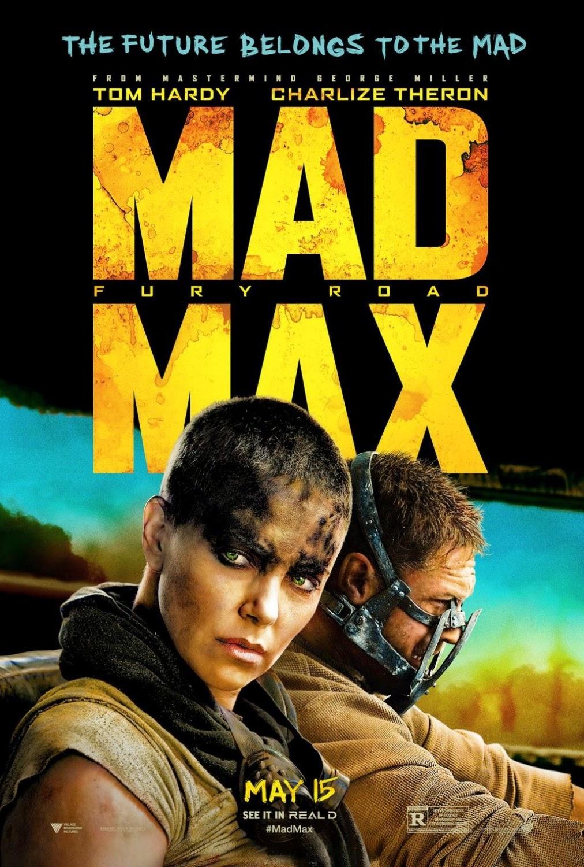 Mad Max: Estrada Da Fúria - Dublado