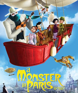 Poster Of A Monster in Paris (2011) Full Movie Hindi Dubbed Free Download Watch Online At worldfree4u.com