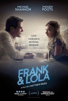 Frank & Lola (2016) Bluray