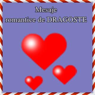 Mesaje romantice de DRAGOSTE pentru iubit