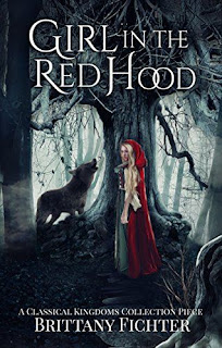 Girl in the Red Hood - Brittany Fichter