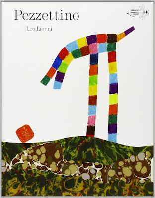 Pezzettino, part of Leo Lionni Author Study