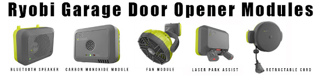 Garage door zone blog ryobi garage door opener more for Door zone module
