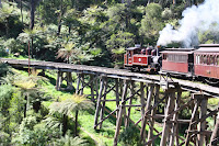 Puffing Billy Railway, Emerald, Dandenong Ranges