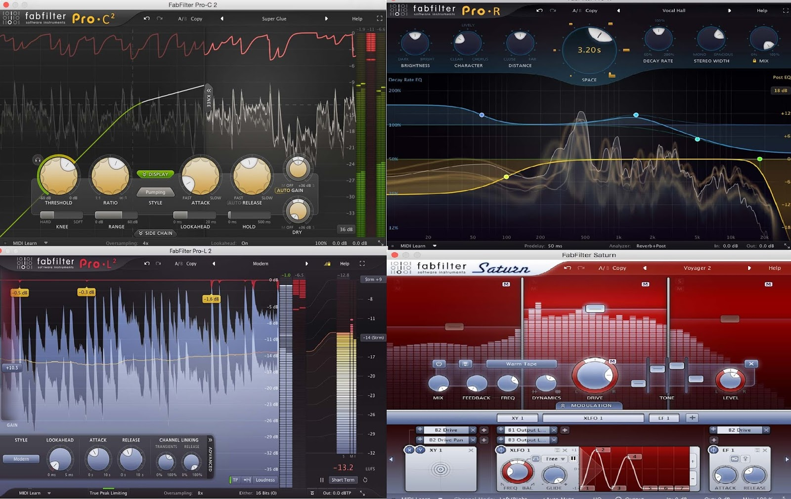 FabFilter Total Plugins Bundle - I T Software Nepal