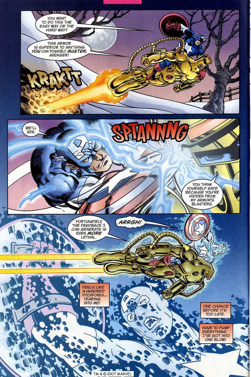 Captain America (1998) Issue #39 #46 - English 30