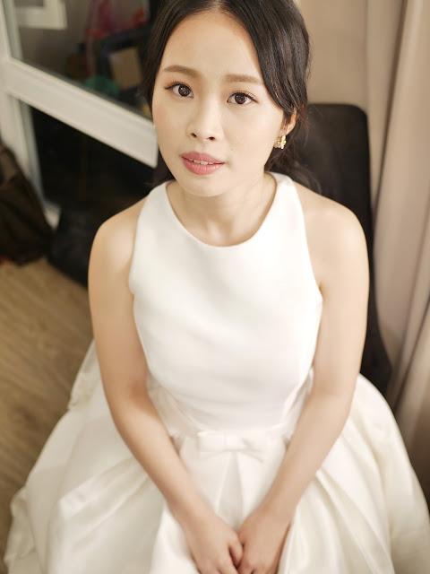 台北新秘|新秘推薦|新娘秘書|彩妝造型師|婚禮造型|新娘造型2017 | 白紗造型2017