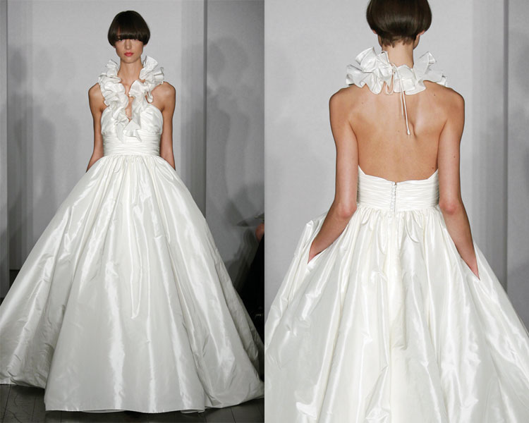 Blog For Dress Shopping: Wedding Dresses 2014 New Trend