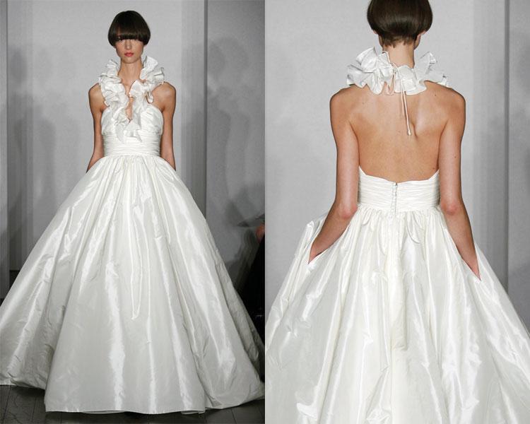 Blog For Dress Shopping: Wedding Dresses 2014 New Trend