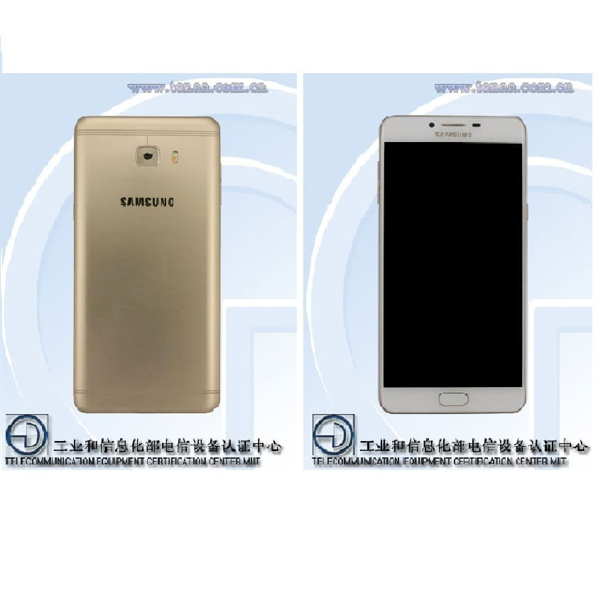 Samsung Galaxy C9 Pro Versi Internal 128GB Muncul DI Situs TENAA