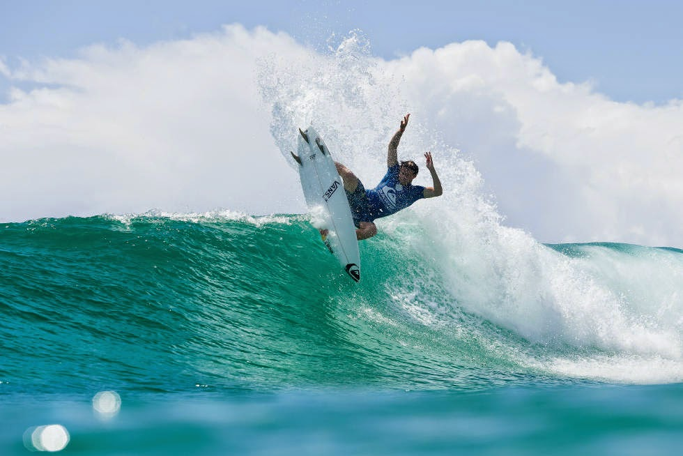 16 Quiksilver Pro Gold Coast 2015 Dane Reynolds Foto WSL Kelly Cestari