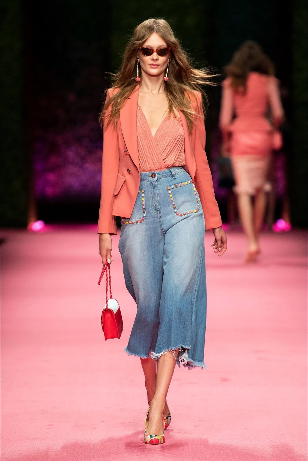 Eniwhere Fashion - MFW - Spring19 - Elisabetta Franchi
