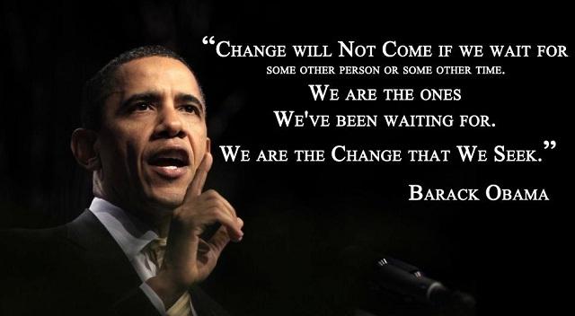 các câu nói hay của obama