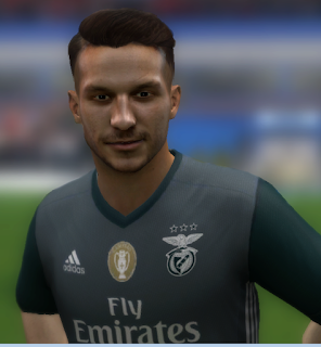 FIFA 14 Faces João Carvalho by Ealixo