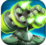 Tower Defense Galaxy V Mod Apk