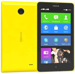 Tutorial Flashing Nokia X RM-980 BI