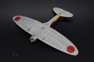 Montage du Aichi D3A1 VAL  Hasegawa 1/48.