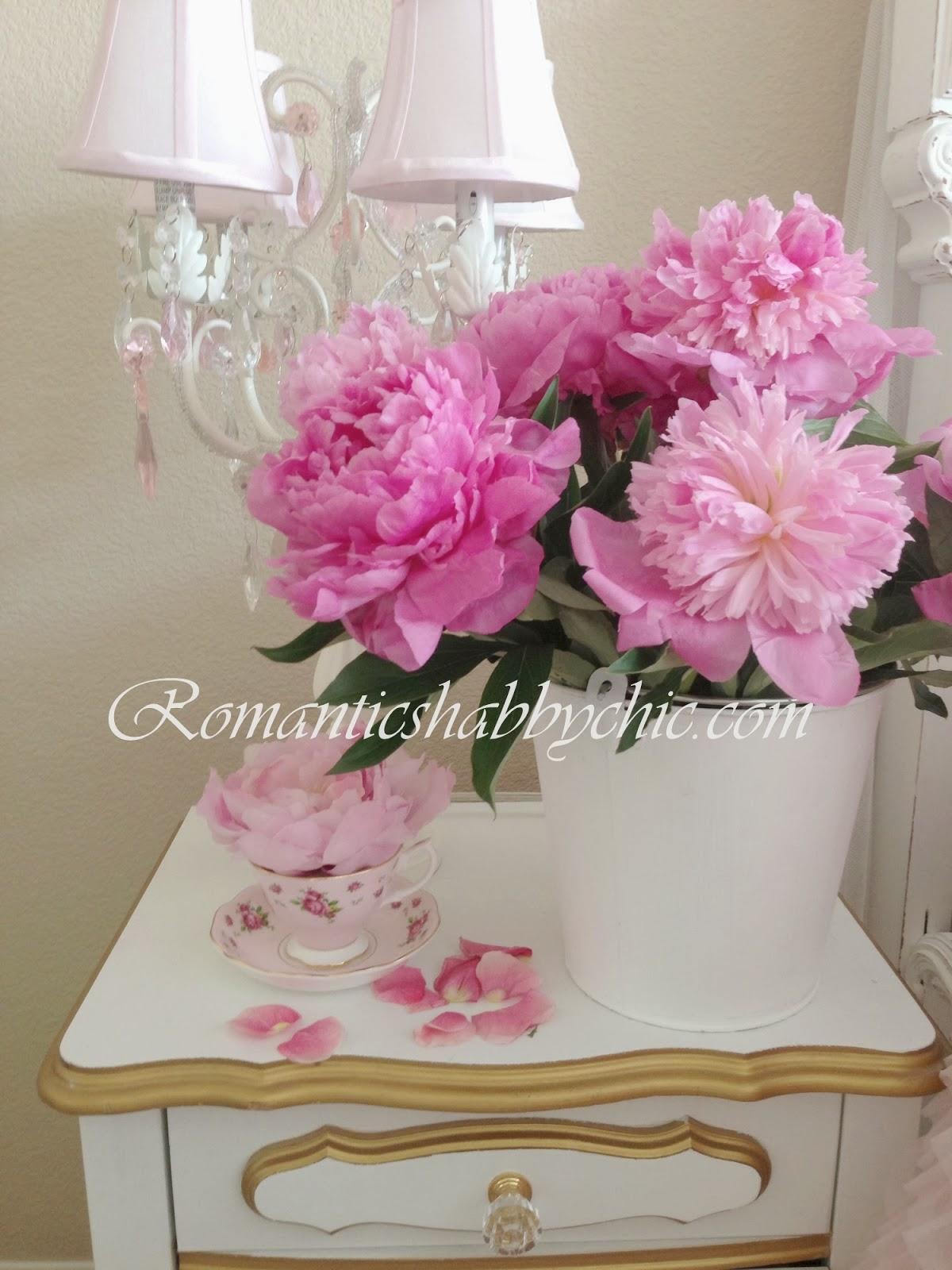Pink Shabby Chic Dresser: Romantik Evim ~Romantik Ev
