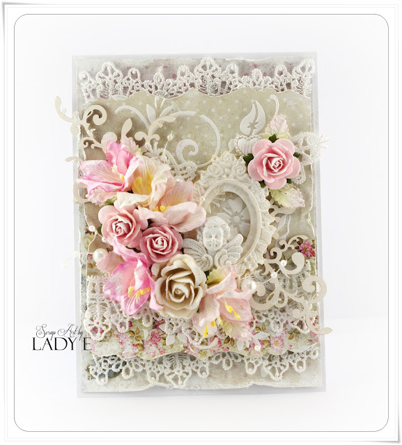Another Shabby Chic Card - Wild Orchid Crafts DT - Scrap ...