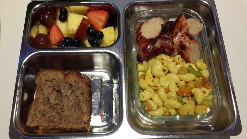 Lunchbox: Monday. 2 February 2015