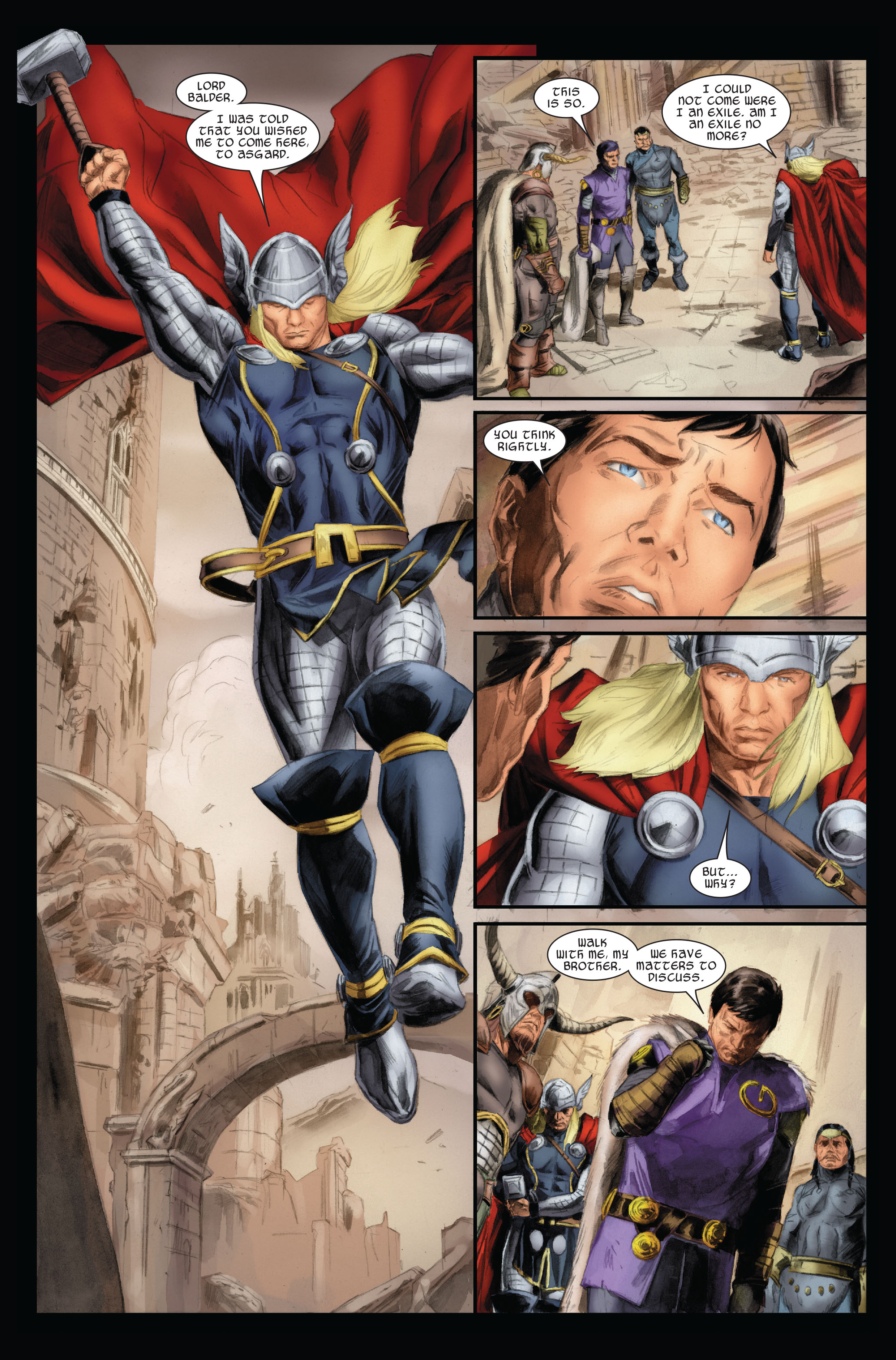 Thor (2007) Issue #610 #23 - English 7