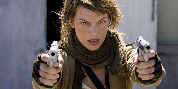 Resident Evil volverá al cine en forma de reboot