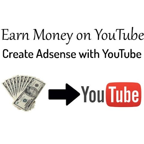 YouTube Earn Money (Step 3) How to create AdSense Account